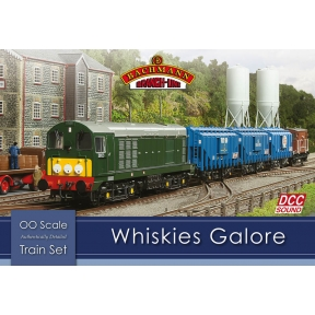 Bachmann 30-047 Whiskies Galore DCC Sound Train Set