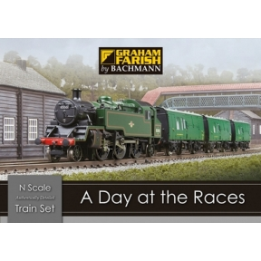 Graham Farish 370-185 A Day at the Races Train Set