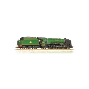 Graham Farish 372-182A Princess Coronation 46241 'City of Edinburgh' BR Green Lat