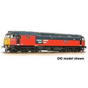 Graham Farish 372-262 N Gauge Class 47/7 47745 'Royal London Society For The Blind' RES