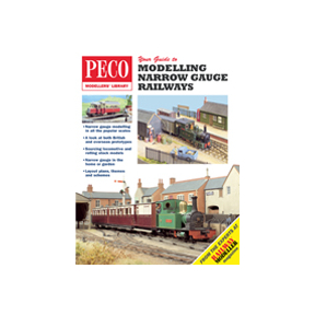 Peco PM-203 Your Guide To Narrow Gauge Railways