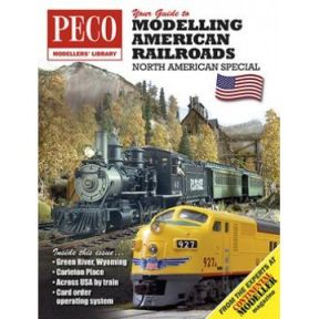 Peco PM-201 Your Guide to Modelling American Railways