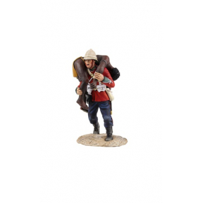 'Clearing the Yard' Set No.2 - British 24th Foot carrying