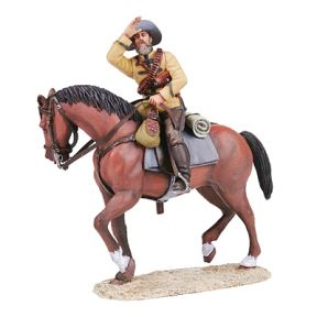 Mounted Frontier Light Horse - 2 Piece Set
