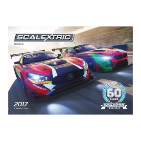 Scalextric 2017 Catalogue