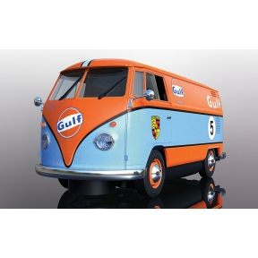 Scalextric Volkswagen Panel Van - Gulf Edition