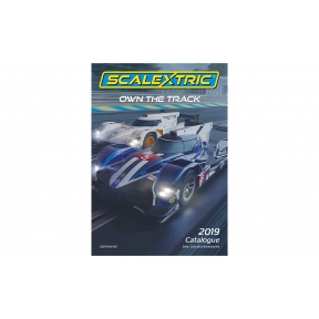 Scalextric Scalextric 2019 Catalogue