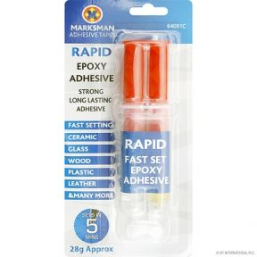 Rapid Epoxy Adhesive Strong Long Lasting