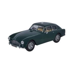 Oxford Diecast AMDB2001 Aston Martin DB2 Mk.III Saloon British Racing Green