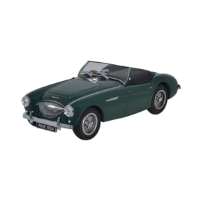 Oxford Diecast AH1003 Austin-Healey 100 BN1 Spruce Green Open