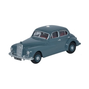 Oxford Diecast Morris Six Clarendon Grey
