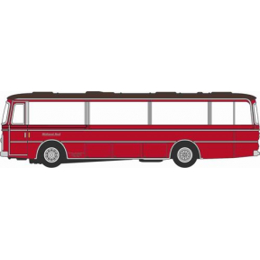 Oxford Diecast NPP004 Plaxton Panorama 1 Midland Red
