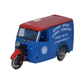 Oxford Diecast Tricycle Van Grand Union Canal Company