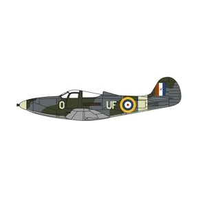Oxford Diecast Bell Airacobra I 601 - County of London Sqn. RAF Duxford 1940