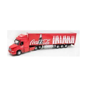 Volvo NH12 Refrigerated Coca Cola