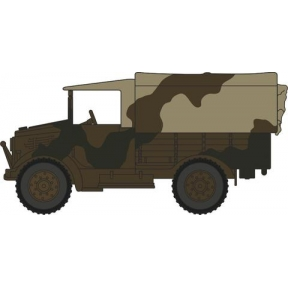 Oxford Diecast Bedford MWD 2 Corps 1/7th Middlesex Regiment France 1940