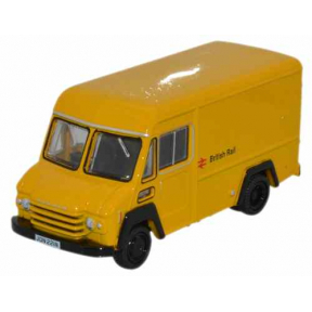 Oxford Diecast Commer Walk Thru British Rail Yellow