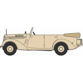Oxford Diecast Humber Snipe Tourer Old Faithful Tripoli 1943