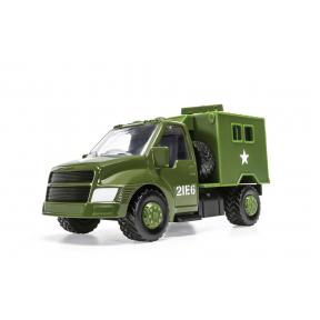 Corgi CH063 CHUNKIES Military Radar Truck