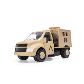 Corgi CH078 CHUNKIES Military Radar Truck U.K.