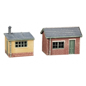Ratio 237 N Gauge 2 Lineside Huts