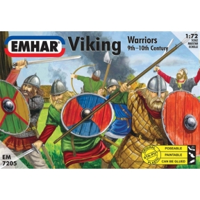 Vikings (12 poses 50 figures)