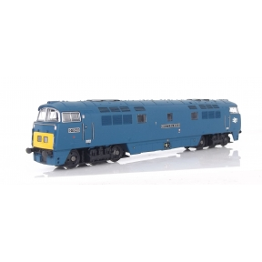 Dapol 2D-003-015 N Gauge Class 52 Western D1043 Western Duke BR Chromatic Blue Small Yellow Panels
