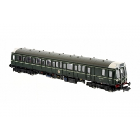Dapol 2D-009-003 Class 121 Bubble Car W55033 BR Green With Speed Whiskers