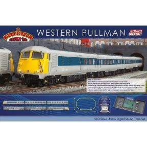 Bachmann 30-420 Western Pullman - Ultima Digital Sound Train Set