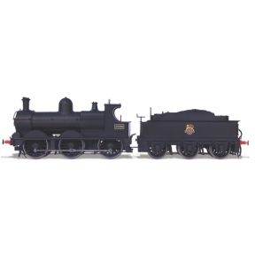 GWR Dean Goods 0-6-0 2409 BR Black Early Crest