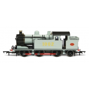 Oxford Rail OR76N7001XS GER K85 (N7) 0-6-2 1002 DCC Sound