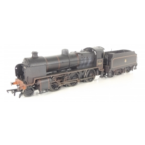 Bachmann 32-165DC OO Gauge N Class Mogul 31869 BR Black Early Crest DCC Fitted