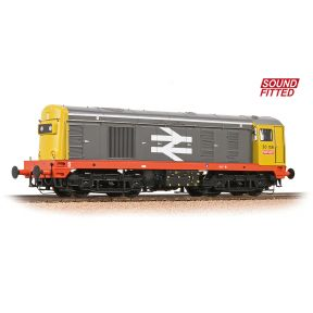 Class 20 20156 BR Railfreight Red Stripe DCC Sound