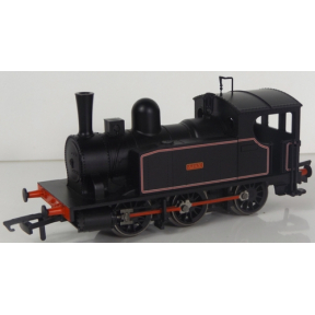 0-6-0 Steam Loco 'Ajax' Petroleum Black