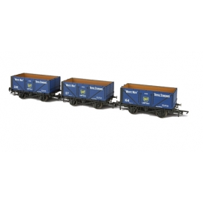 3 Pack BP 7 Plank Open Petrol Can Wagon