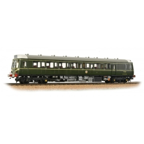 Bachmann 35-525 Class 121 Bubblecar BR Green Speed Whiskers