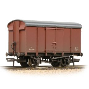 Bachmann 38-077 SR 12T Plywood Ventilated Van BR Bauxite Late Weathered