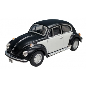 VW Beetle Black/White