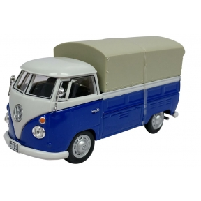 VW T1 Pickup with Awning White