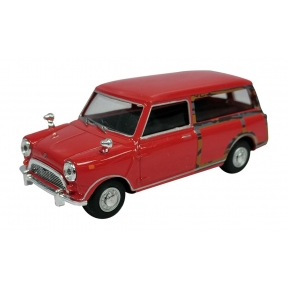 Mini Traveller Red