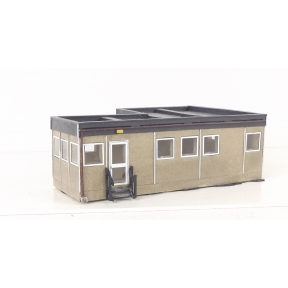 Bachmann 44-0094 OO Gauge Rendered Prefab Building