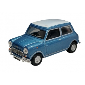 Mini Cooper Metallic Blue