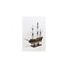 Amati AM60001 1/135 Pirate Ship Wooden Kit