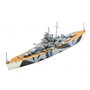 Revell Tirpitz Model Set