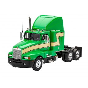 Revell Kenworth T-600 Model Set