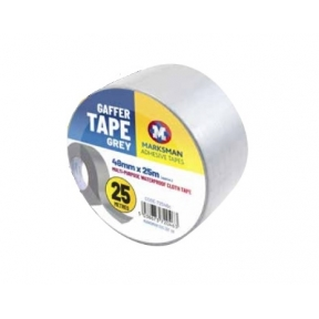 Gaffer Tape Grey 45mm x 25m