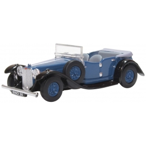 Oxford Diecast Alvis Speed Twenty Royal Blue