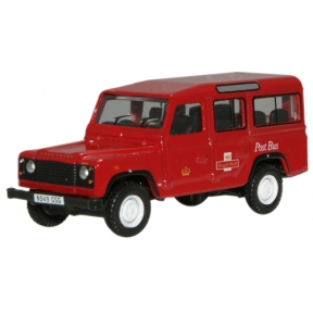 Oxford Diecast Royal Mail Land Rover Defender
