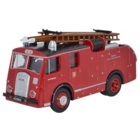 Oxford Diecast Dennis F8 Essex Fire Brigade
