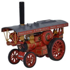 Oxford Diecast Fowler B6 Showmans Locomotive The Lion Anderton & Rowland